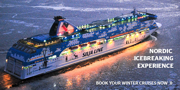 Nordic Icebreaking experience Book your winter cruises now