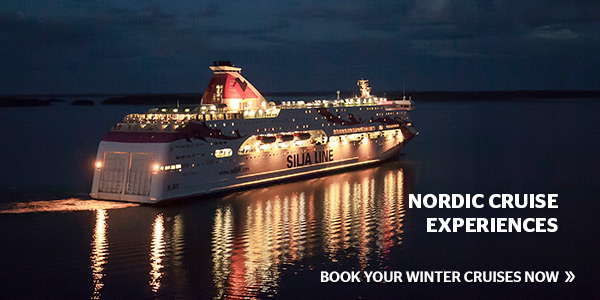 Nordic Cruise Experiences Book your winter cruises now!