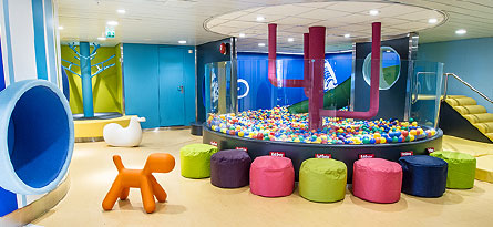 Siljaland playroom