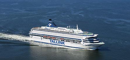 tallink line ferry