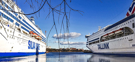 e4ae4c04026 MOST CAPACITY – MOST DEPARTURES. Reliable, Efficient and Flexible Service. Tallink  Silja ...