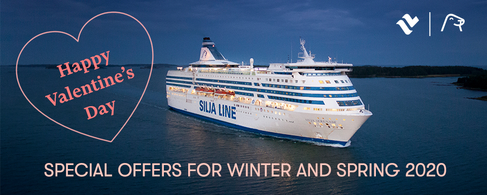 Special offers for winter and spring 2020.