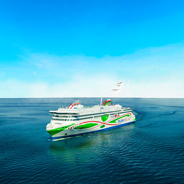 Day Cruises on Helsinki-Tallinn route