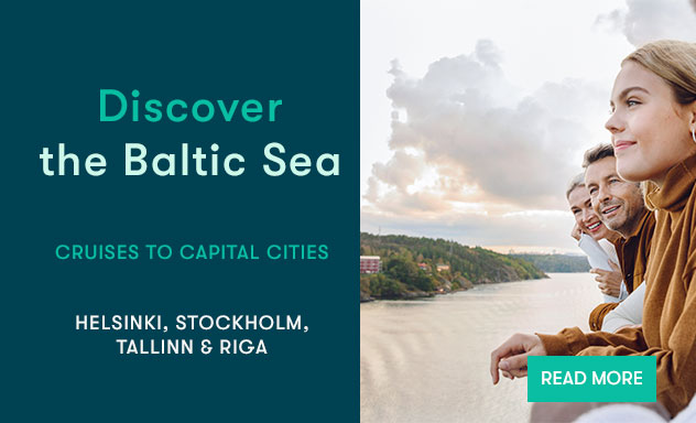 Discover the Capitals around the Baltic Sea